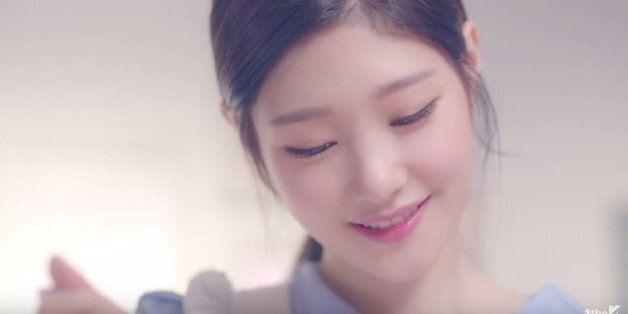 I.O.I.(아이오아이)의 데뷔곡 뮤직비디오가