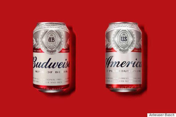 버드와이저 맥주, '아메리카'로 이름