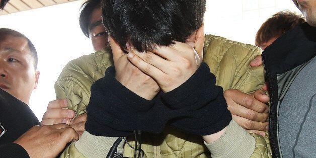 경찰, '안산 대부도 토막살인' 피의자 얼굴