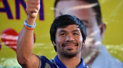 필리핀 유권자는 매니 파키아오도