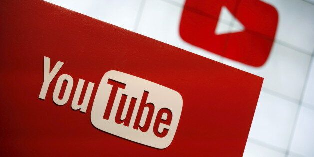 YouTube unveils their new paid subscription service at the YouTube Space LA in Playa Del Rey, Los Angeles,...