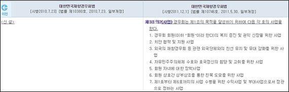 '어버이연합 지원 의혹' 경우회의 자금은 어디서
