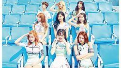 트와이스, 4월 유튜브서 가장 많이 본 K-pop 뮤비