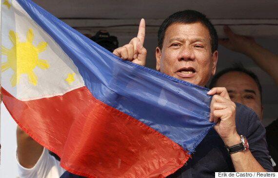 '법 대신 주먹' 두테르테가 필리핀 대통령에 뽑힌 이유