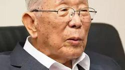 김구 선생 아들 김신 전 공군참모총장이