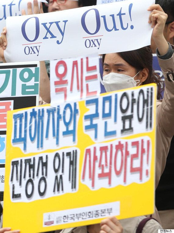 신현우 옥시 전 대표,