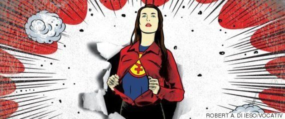 DC 코믹스의 '여성 슈퍼히어로'만 나오는 영화가