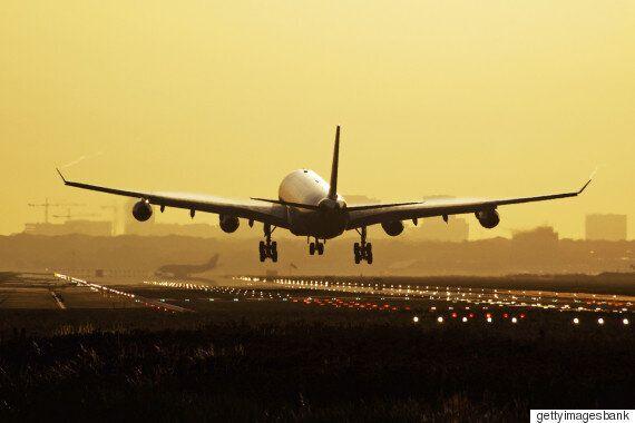 인천공항 활주로서 항공기 두대가 충돌할