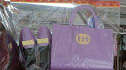 구찌가 상표 도용한 홍콩의 가짜 가방을 허용한