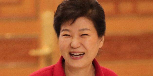 박근혜 대통령은 올해도 5·18 광주민주화운동 기념식에 안