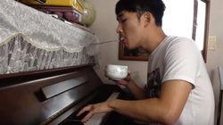 피아노 못 쳐도 편집 잘 하는 남성의