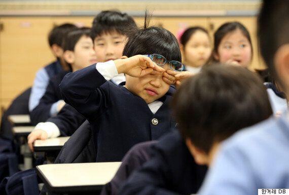 교실의 조명을 바꾸는 것 만으로도 학습 효과를 높일 수