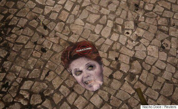 브라질의 정치는 어떻게 혼돈으로