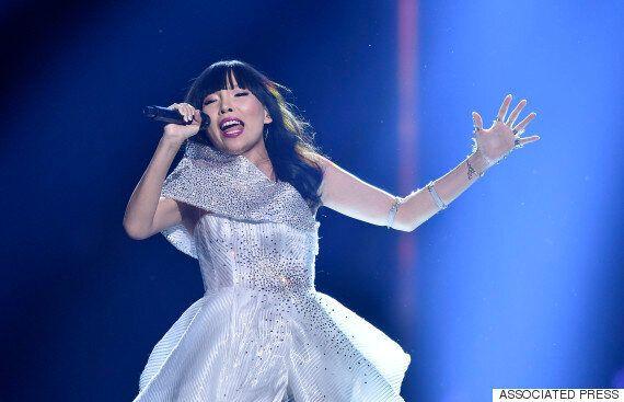 한국계 호주대표 임다미, 유로비전 송 콘테스트 2위