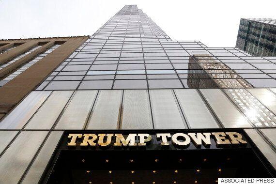 아파트 '트럼프월드'의 트럼프는 그 트럼프가