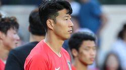 '한국 조지아' 경기 결과에 대해 손흥민이 한