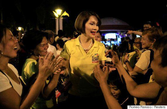 필리핀에서 첫 트랜스젠더 국회의원이