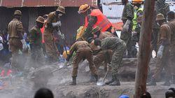 케냐 붕괴한 건물서 생후 6개월 아기 80시간만에