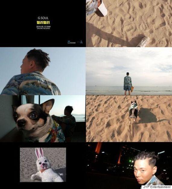 지소울 신곡 '멀리멀리' 3개차트 1위