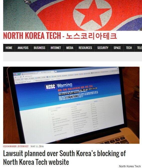 국내 접속 차단된 북한 전문 인터넷 언론 '노스코리아테크' 영국인 운영자, 한국 정부에