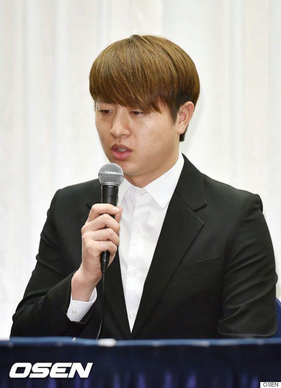 유상무 출연 '외개인' 제작발표회 돌연