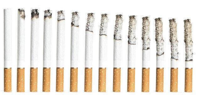 한국 성인 남성 흡연율, 사상 최초로 30%대