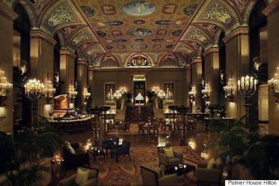 시카고의 4성급 호텔, '50년 전 영수증 지참 시 그 가격