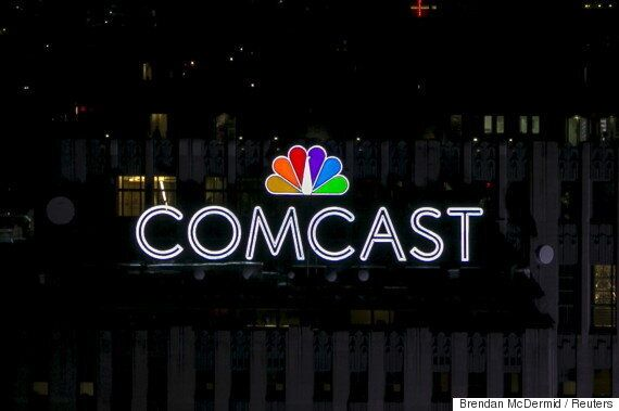 미국 케이블 TV 회사 '컴캐스트'가 드림웍스 애니메이션을