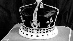 167년 공물로 바쳐진 영국 왕관 다이아몬드에 대한 인도정부의