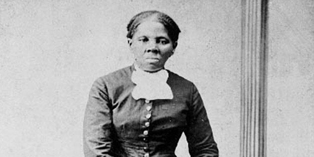 Anti-slavery crusader Harriet Tubman is seen in a picture from the Library of Congress taken photographer...