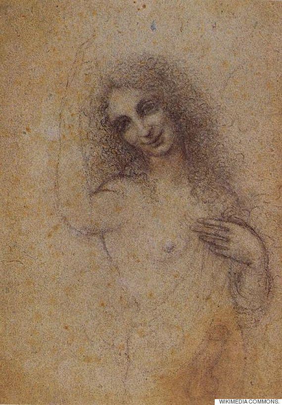 '모나리자'는 레오나르도 다빈치의 남성