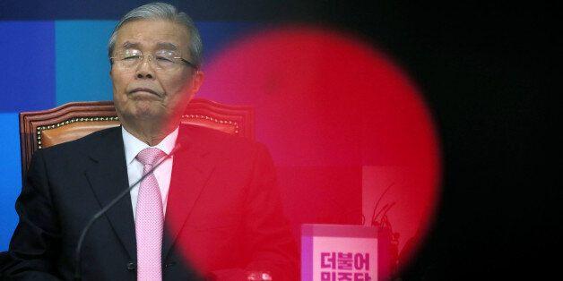 김종인이 문재인을 '더 이상' 만나지 않겠다고 말한