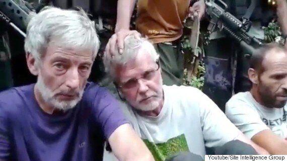 필리핀 이슬람 무장단체 아부 사야프, 60대 캐나다인 인질