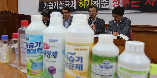 '옥시'는 가습기 살균제 '서울대 보고서'의 충격적 내용을 알고