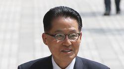 국민의당 새 원내대표에 박지원이