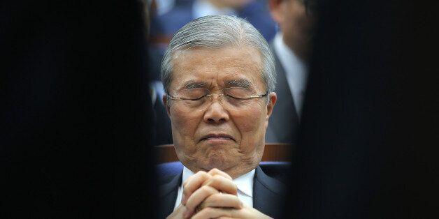 김종인이 어버이연합 우회 지원 의혹의 전경련을 놀랍다고