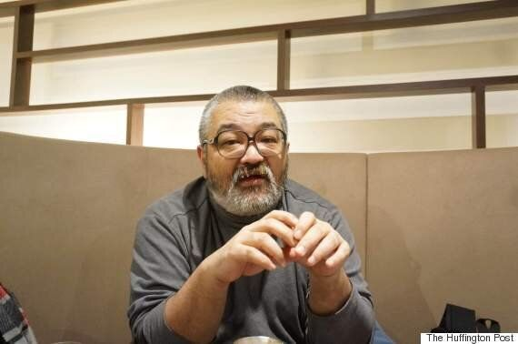 [인터뷰] 게이 에로틱 만화의 대가 '타가메 겐고로'가 일반 잡지에 동성결혼에 관한 만화 '아우의 남편'을 연재하는