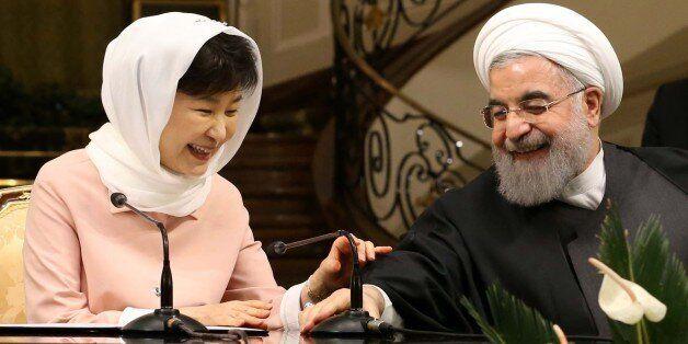 이란, 한국과 66건의 경제 양해각서를