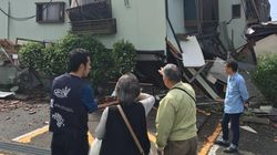 일본 구마모토 지진지역 건물 48%가