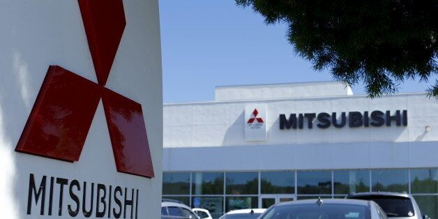 A Mitsubishi Motors dealership is shown in Poway, California July 27, 2015. REUTERS/Mike Blake/File