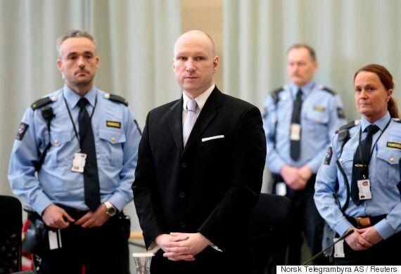 노르웨이 법원, 77명 학살한 극우 연쇄테러범 '인권'의 손을