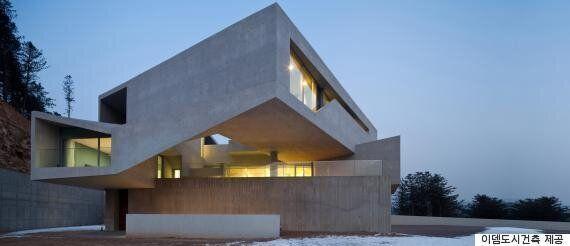 가평 장동건·고소영 부부 주택이 세계건축상을