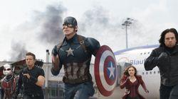 '캡틴 아메리카: 시빌 워', 예매율 95%