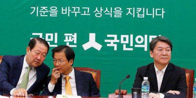 '국민의당'은 공천헌금 혐의 박준영 소환에 촉각이