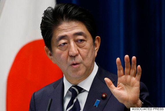 일본인 56%가 아베 정권의 헌법 개정