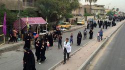 바그다드서 차량폭탄 공격에 '최소' 17명