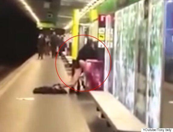 지하철에서 섹스한 스페인 커플은 어떤 벌을