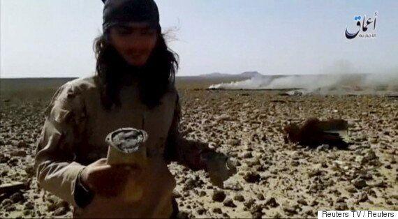 IS, 시리아 전투기를 '격추'해 조종사를 생포했다고