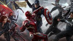 '캡틴 아메리카 : 시빌 워' 개봉 첫날 흥행