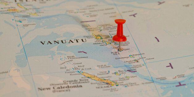 바누아투에서 규모 5.9 지진이